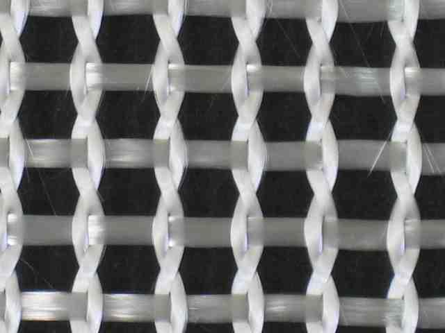 ガラスロービングクロス からみ織