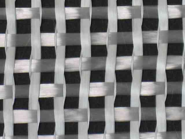 ガラスロービングクロス 相互からみ織